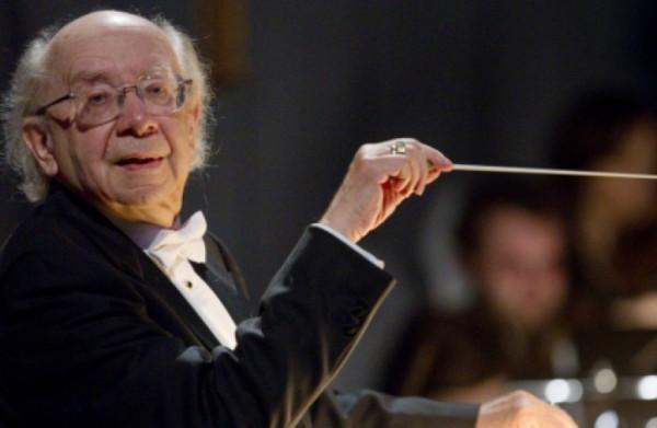 Hij kon orkesten bijsturen met een opgetrokken mondhoek of een trilling van het ooglid
