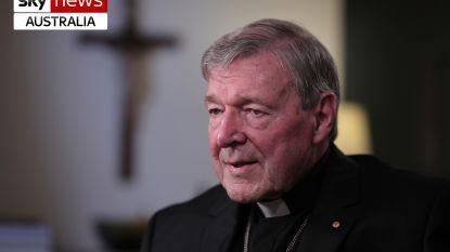 Vrijgesproken kardinaal Pell zegt in interview dat zijn aanklager 'gebruikt' werd