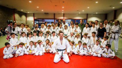 Jeugd van Judoclub Varsenare scoort op alle terreinen