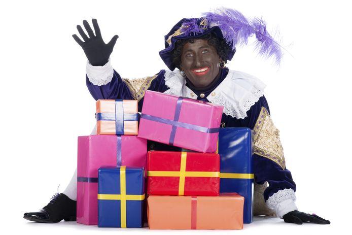 Deze Zwarte Piet mag niet meer op Facebook als Instagram.