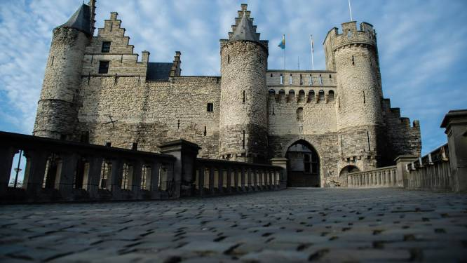 Stad Antwerpen laat lichtontwerp maken voor Het Steen