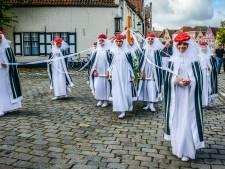 Brugse Belofte trekt voor 715de keer door de historische binnenstad