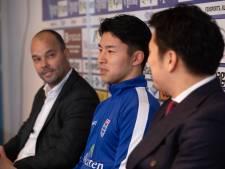 Nakayama maakt eerste minuten in het PEC Zwolle-shirt