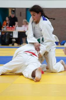 In Bodegraven is het altijd prijs voor duizend judoka's