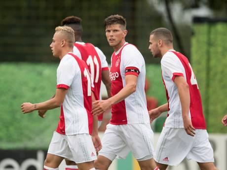 Ajax speelt gelijk in oefenduel met Hull City in aanloop naar Nice
