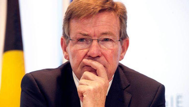 Johan Van Overtveldt.