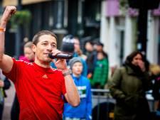 Vincent van der Velde uit Utrecht is vandaag exact 42 jaar en 195 dagen oud en dus loopt hij een marathon