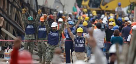 Mexico: 'geen kinderen meer onder puin van school'