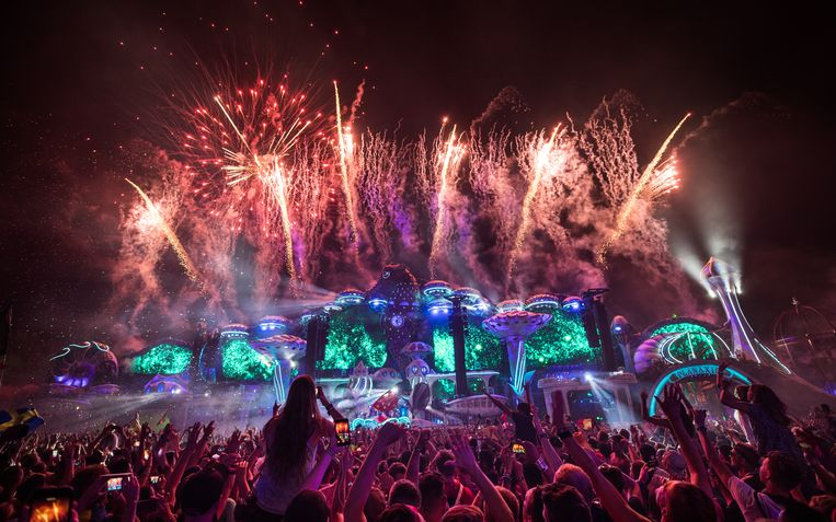 MainStage Tomorrowland
