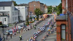 LIVE. Koplopers ingerekend, welke sprinter pakt zege in eerste rit Ronde van Polen?