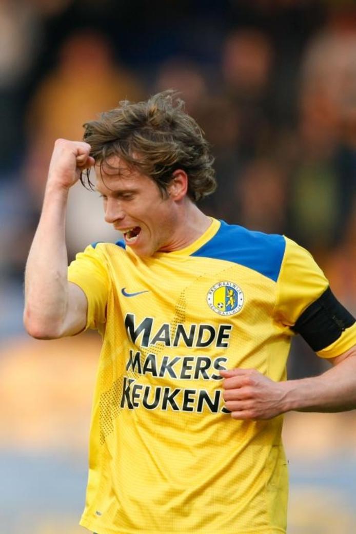 Ruud Berger liet dit seizoen zien dat hij in de eredivisie thuishoort. Maar hoe dan ook blijft hij RKC trouw. foto Aaron van Zandvoort/Pics United