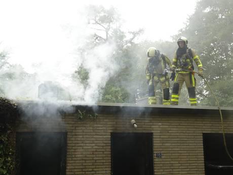 Brand Wapenveld: Veel schade in woning van eigenaar Las Rosas