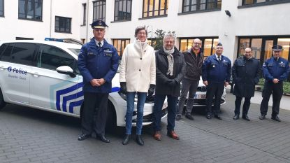 Zes nieuwe voertuigen voor politiezone Brussel-West
