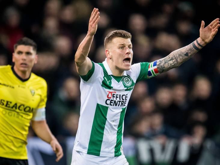 Willem II heeft vrijdag geen last van Memisevic: FC Groningen-verdediger op weg naar de uitgang