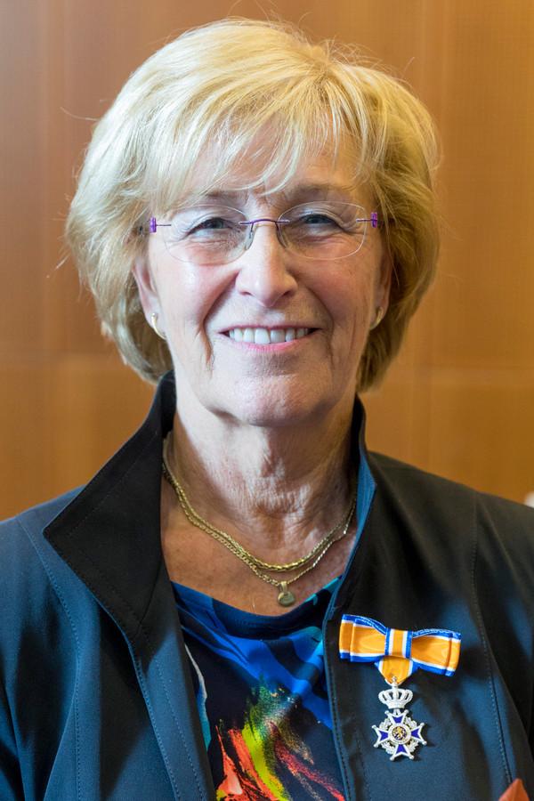 Annemarie Peters-Dona.