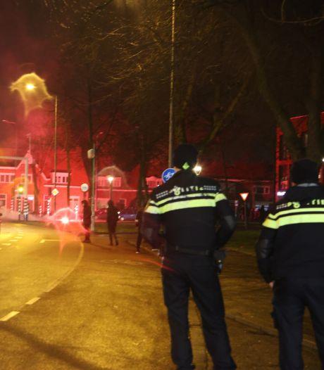 Was de ME te laat in Den Bosch? 'Politie is nu eenmaal niet onuitputtelijk'