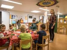 Op Loeswijkschool Mierlo is mamma  vandaag de juf