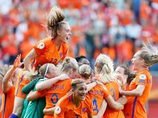 Voetbalclubs in de regio willen profiteren van succes Oranje Leeuwinnen