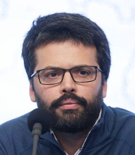 """Emmanuel André: """"Les pays européens sont dans les starting-blocks d'une troisième vague"""""""