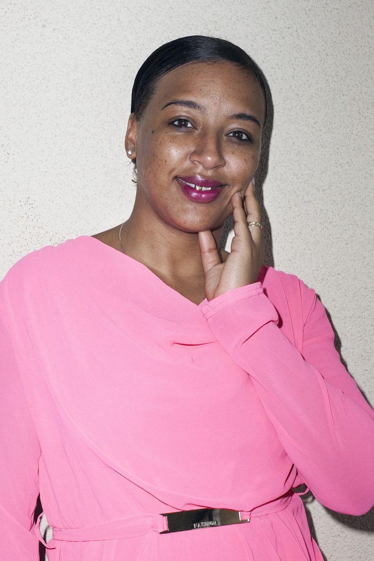 Sonailis Fernandes-Honoly (27) uit Zuidoost Beeld Linda Stulic