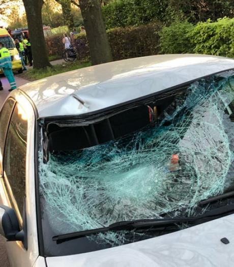 Fietser (77) uit Geldrop overleden na aanrijding met auto op Rielsedijk in Eindhoven