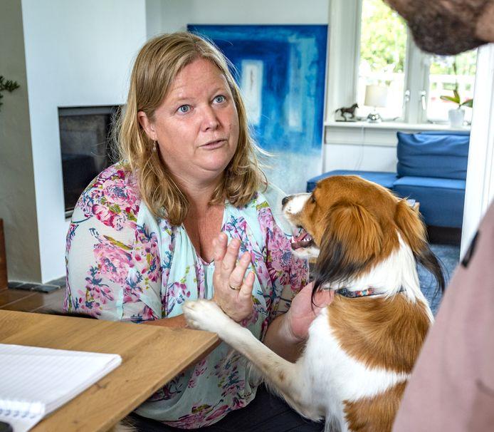 Marlene van der Poort gooide haar leven om: van basisschooljuf naar dierentolk.