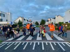 Brigadiers brengen orde in verkeerschaos rond OBS Koolhoven