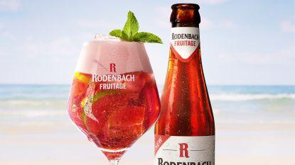 Brouwerij Rodenbach zet hun FruitAge op de kaart als het ultieme zomerbiertje