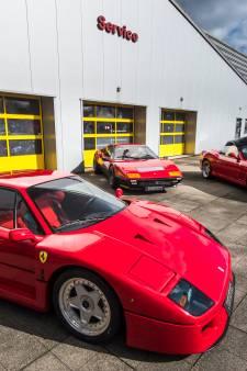 Peperdure Ferrari's bij Munsterhuis Hengelo tonnen meer waard dankzij keurmerk