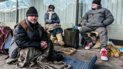 Winterplan voorbij: honderden mensen blijven dakloos achter in Brussel