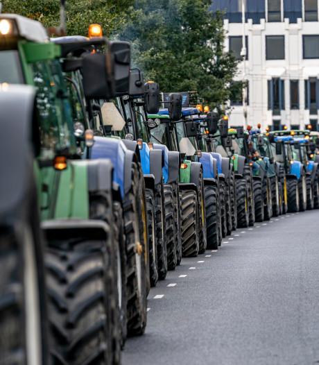 Boeren hopen op een verdubbeling van het aantal trekkers bij tweede landelijke boerenprotest