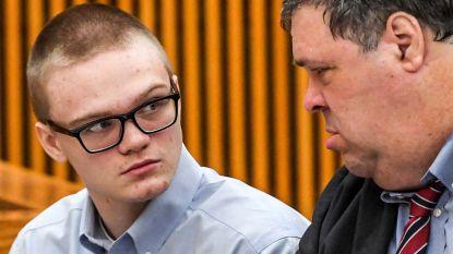 Tiener krijgt levenslang voor moord op vader en 6-jarig jongetje in VS