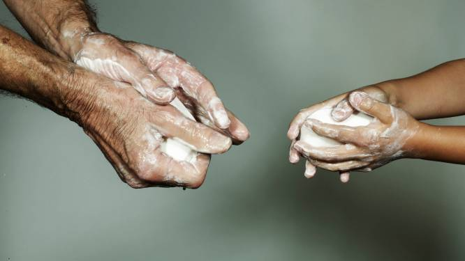 Unicef: miljoenen mensen kunnen handen niet wassen met zeep