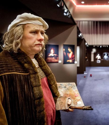 Al het werk van Rembrandt verzameld, zonder een spatje verf