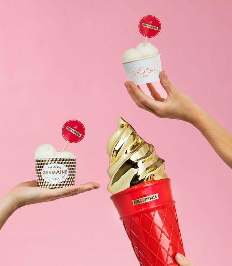 """""""Champagne"""", le parfum de glace qui vous fera fondre cet été"""