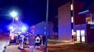 Brandalarm slaat op hol: bewoners gloednieuwe appartementen vluchten in pyjama naar buiten