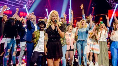 Deze deelnemers zijn nu al zeker van ticket naar volgende liveshow 'The Voice'