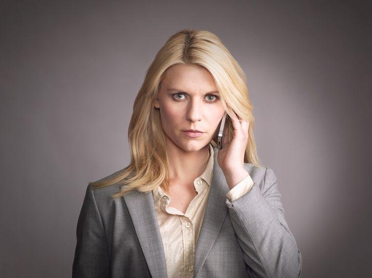 Carrie, Homeland. Beeld HBO