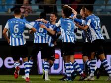 Officiële debuut voor doelman Guy Smit in zijn derde seizoen bij FC Eindhoven