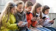 40 procent van acht- en negenjarigen heeft al eigen smartphone