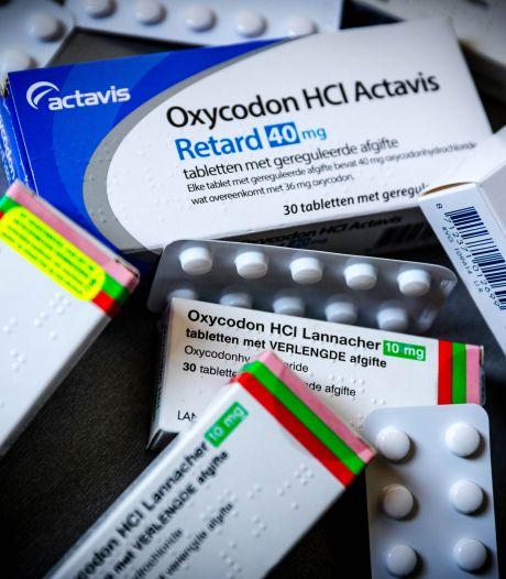'Inspectie staat machteloos tegen illegale handel in zware pijnstillers'