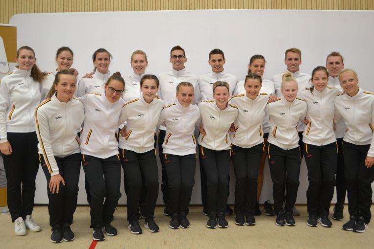 De Recrean Skippers veroverden vier gouden en drie bronzen medailles op het EK.
