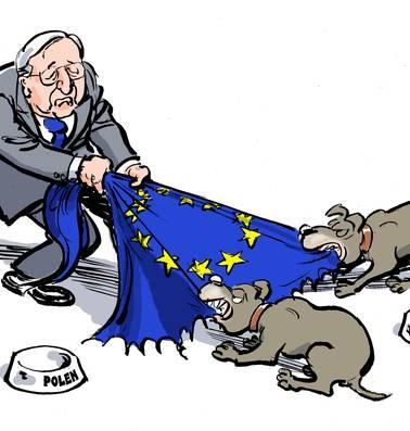 Hoe kan Brussel een vuist maken?