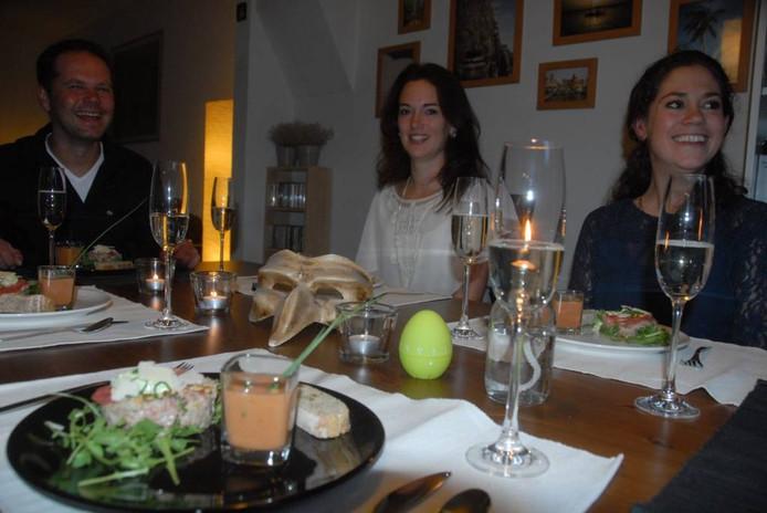 Vrienden maken bij future friend dining s hertogenbosch bd.nl