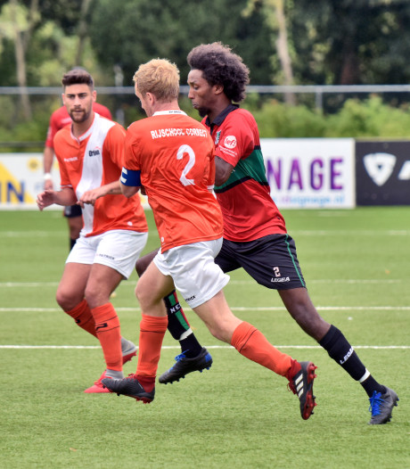 Negentien ploegen uit regio Nijmegen overleven groepsfase districtsbeker
