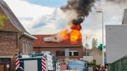 Twee appartementen onbewoonbaar door hevige brand