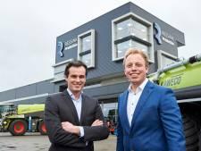 Patrik Roelofs en Rens Veenema vormen nieuwe directie bij Reesink Production