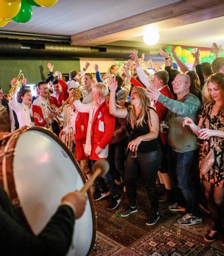 Nog één keer feest bij blaaskapelfestival Bokk'n en Bloaz'n in Losser