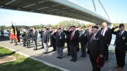 Nieuw monument wordt ingehuldigd tijdens bevrijdingsplechtigheid in Viersel
