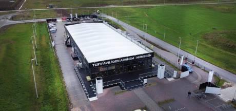 Nieuwe snelteststraat XL geopend: Om 10.51 uur afspraak, om 12.12 uur al de uitslag